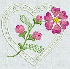 OregonPatchWorks.com - Sets - Hearts