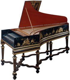 l'ancêtre du piano - Recherche Google | Instrument de. Musique ...