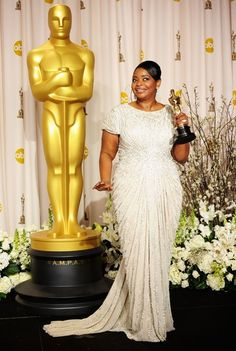 Octavia Spencer - Best Supporting Actress 2012