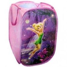 Disney Tinker Bell Bedroom Decor for Eiliyah!