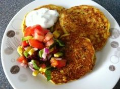Veggie Fritters thermomix