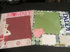 50 off 20 12x12 completed Baby Girl Scrapbook by scrapbookhappynet, $42.00