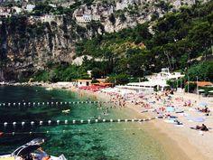 Plage Mala, Cote d'Azur