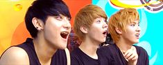 Tao Luhan Kris gif lol they're so cute