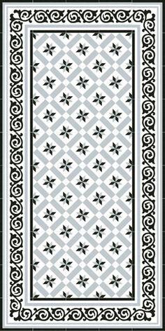 patroonvloer 20x20 tegels (13) Tegelhuys