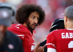 Colin Kaepernick's chances of returning to the 49ers have become even more distant while other teams are frowning on the free agent QB