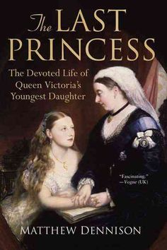 An engrossing biography of Queen Victoria's youngest daughter that focuses on her relationship with her willful mother--a powerful and insightful look at two women of significant importance and influe