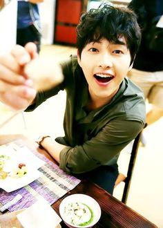 Song Joong Ki  ♡ HE IS SO CUTE!!!