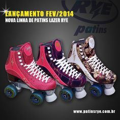 Patins de Lazer Patinação Artística Roller Sports
