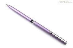 Ohto Petit-B Needle-Point Ballpoint Pen - 0.5 mm - Lavender Purple Body - OHTO NBP-5P5 LAVENDER