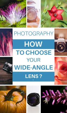 A wide-angle lens is one of the equipment you're going to love. This article explains which wide-angle lens to choose and on what criteria? Photography Basics, Photography Tips For Beginners, Photography Courses, Photography Editing, Photography Equipment, Photography Branding, Photography Tutorials, Amazing Photography, Best Wide Angle Lens