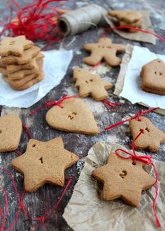 Ornaments, Gift Tags, Cookie Baskets. Repinned by www.mygrowingtraditions.com