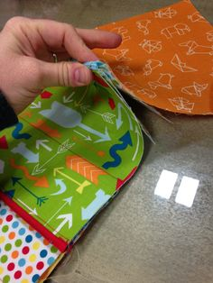 Sew Together Bag Sewalong       Day 3       Before we start this next section, you will want to trim any excess zipper material from the t...