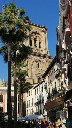 Granada, by @Francisco Olmedo Palacios