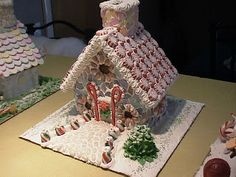 Gingerbread-By-Design: FREE Patterns