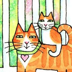 365 Cat Ladies and Friends: Story Time in Annika's Secret Garden
