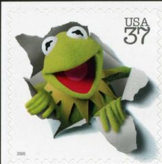 Jim Henson's Muppets USA 2004 Kermit the Frog