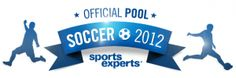 Sports Experts 2012 Soccer Pool for Great Prizes