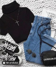 Tumblr Outfits, Indie Outfits, Cute Casual Outfits, Stylish Dresses, Fashion Dresses, Moda Fashion, Womens Fashion, Baby Boy Outfits, Clothes