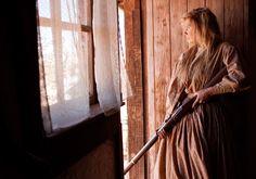 Clare Bowen in Dead Man's Burden