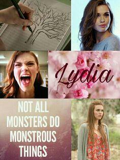 Lydia Martin/banshee -Teen Wolf