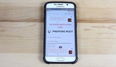 Já é possível fazer root ao Samsung Galaxy S6 e ao S6 Edge: http://bit.ly/1KYjwTU