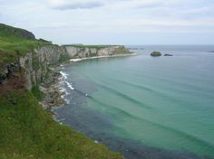 Coast near Ballintoy County Antrim