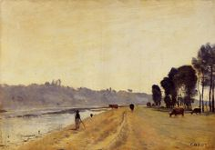 https://uploads0.wikiart.org/images/camille-corot/banks-of-a-river.jpg