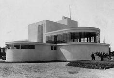 Yugoslavia Pavilion, Milan Dragiša Brašovan, 1931