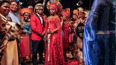 Image result for generation the legacy mazwi and sphesihle s wedding