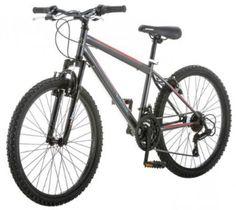 Mens-Mountain-Bicycle-18-Speed-Boys-Bike-24-inch-Roadmaster-Granite-Peak-New