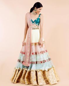 Indian Gowns Dresses, Indian Fashion Dresses, Indian Designer Outfits, Designer Dresses, Indian Fashion Modern, Indian Wedding Outfits, Bridal Outfits, Indian Outfits, Indian Clothes