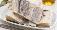 Πώς γίνεται το ξαλμύρισμα του μπακαλιάρου Dairy, Cheese, Food, Essen, Yemek, Meals