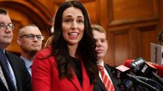 New Zealand's charismatic opposition leader Jacinda Ardern rallied support Sunday for the final week of a rollercoaster election campaign that has her centre-left Labour Party within sight of an unlikely victory. Labour Party, Baby Planning, Bbc News, New Zealand, This Or That Questions, How To Plan, World, Tv, Person Of Interest