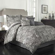 Found it at Wayfair - Paddock Shawl 6 Piece Comforter Set