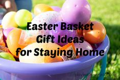 Easter Basket Gift Ideas for Staying Home - Play and Learn Every Day Easter Gift Baskets, Basket Gift, Craft Box, Craft Kits, Orchard Toys, Happy Easter Everyone, Easter Pictures, Have A Lovely Weekend, Science Kits