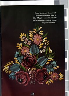 Pintura en Madera - Elsa Serrano - Angelines sanchez esteban - Álbumes web de Picasa