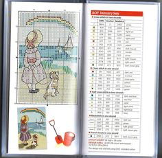ru / Фото - The world of cross stitching 172 + приложение 2011 All Our Y - Chispitas Cross Stitch For Kids, Cute Cross Stitch, Cross Stitch Cards, Cross Stitching, Cross Stitch Embroidery, Embroidery Patterns, Cross Stitch Gallery, Cross Stitch Pictures, Cross Stitch Designs