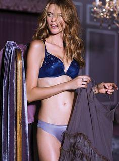 Bregje Heinen Victoria's Secret Lingerie September 2013 - 15