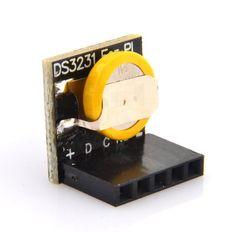 Arduino - zegar czasu rzeczywistego RTC DS3231