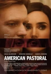 """American Pastoral        American Pastoral      Američka pastorala  Ocena:  6.10  Žanr:  Crime Drama  """"A radically ordinary story.""""Seymour Levov going by the nickname of 'Swede' in the Jewish community he was born into was even more of an all-American than Douglas Fairbanks himself. He had just everything an American idol can dream of: not only was the tall muscular young man his high school star athlete but he married a beauty queen named Dawn into the bargain. And as if all this were not…"""