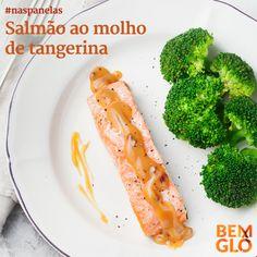 Vem aprender a fazer um salmão pra lá de especial e saudável. Confira a receita do bem desta semana e prepare hoje mesmo. ;)