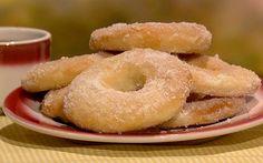 the chew | Recipe  | Fabio Viviani's Homemade Doughnuts