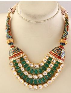 Antique kundan necklace ❤️❤️