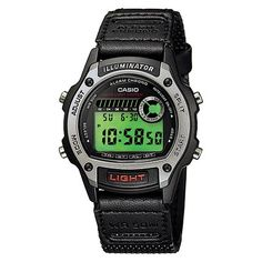 Men's Casio Digital Sports Watch - Gray (W94HF-8AV) Target