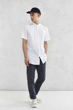ZANEROBE Seven Foot Short-Sleeve Shirt - Urban Outfitters