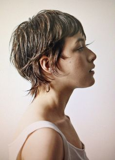 Trendy Ideas For HairStyles 2018 hair Good Hair Day, Great Hair, My Hairstyle, Cool Hairstyles, Corte Pixie, Corte Y Color, Haircut And Color, Hair Images, Pixie Haircut