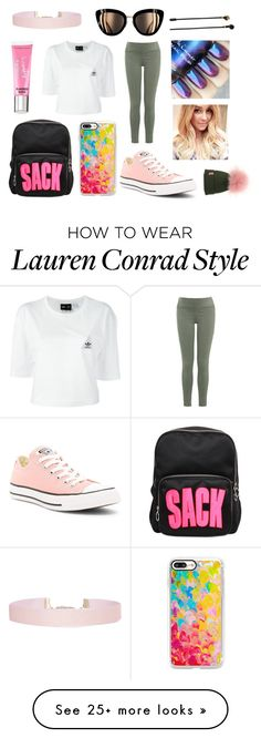 """""""School trip!"""" by hailey-smith-13 on Polyvore featuring House of Holland, Victoria's Secret, Casetify, Converse, adidas, Topshop, Lauren Conrad, Humble Chic and Master & Dynamic"""