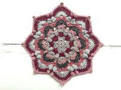 Flower Mandala 1 Cro