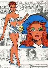 Brenda Starr..my favorite in the Sunday comics